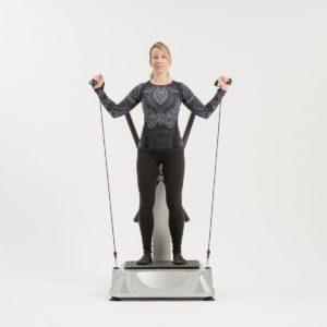 shoulder WBV exercise