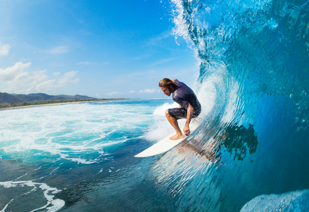 surfing muscles