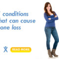 conditions that cause bone loss
