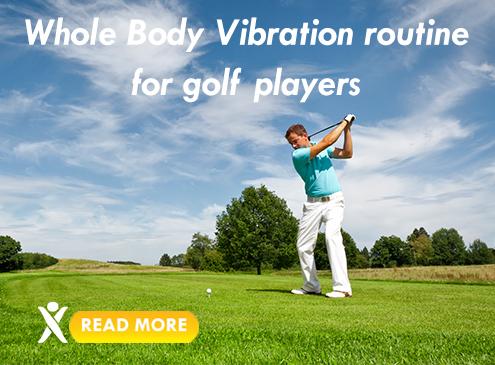 golf wbv routine