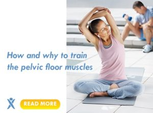 pelvic floor muscles training