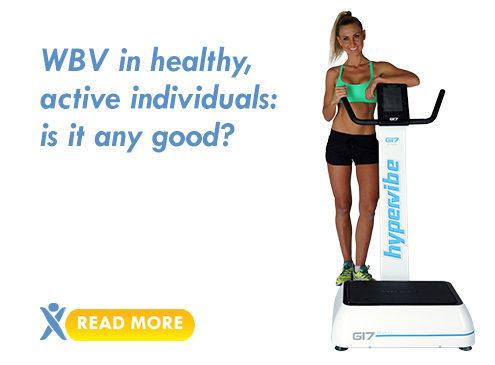 wbv in healthy individuals