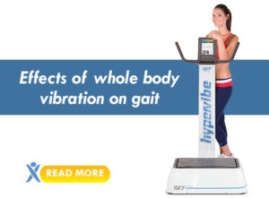 effects wbv gait