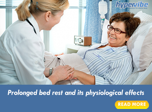 bed rest physiological effects