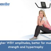 whole body vibration amplitude effects