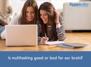 Is multitasking good or bad for our brain