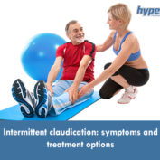 Intermittent claudication: symptoms and treatment options