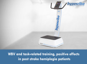 WBV and task-related training, positive effects in post stroke hemiplegia patients