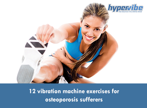 vibrating machine for osteoporosis