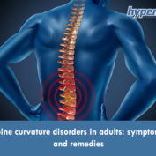 Spine curvature disorders in adults: symptoms and remedies