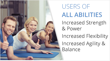 Users of all abilities