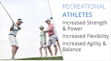 Recreational Athletes