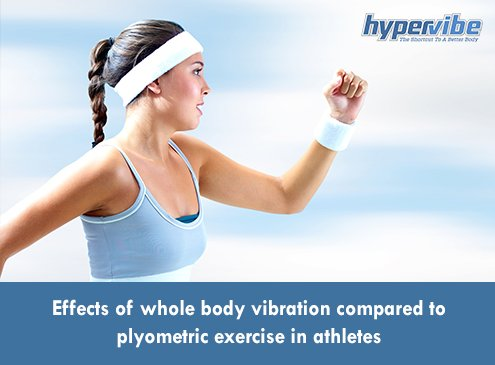 Effects of WBV compared to plyometric exercise in athletes