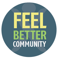 Feel Better Community Badge