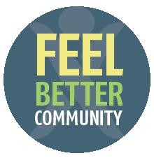 Feel Better Community Badge