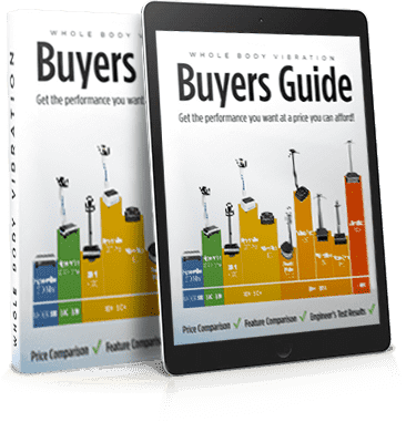 Whole body Vibration Buyers Guide e-book