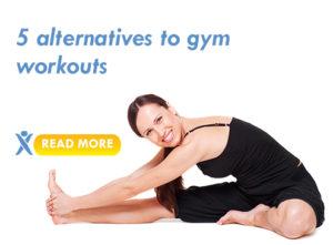 alternatives gym workouts