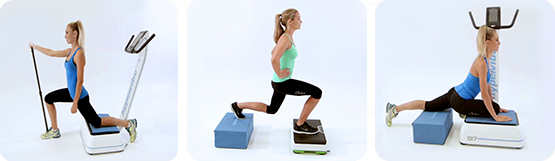 wbv for glutes and thighs
