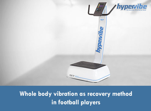 Whole body vibration as recovery method in football players