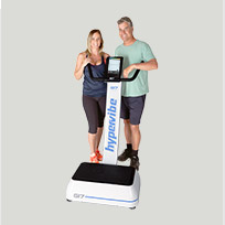 body vibration machine