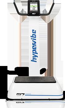 Hypervibe vs VibePlate 1
