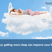 6 ways getting more sleep can improve your health