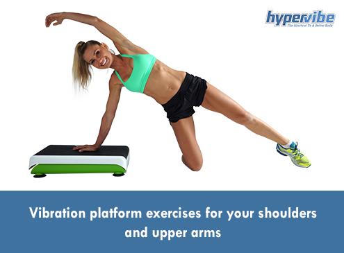 wbv exercises for shoulders