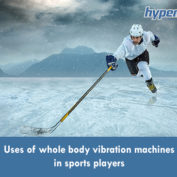 Uses of whole body vibration machines in sports players