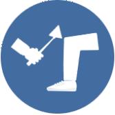 muscle reflexes icon