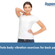 Whole body vibration exercises for back pain