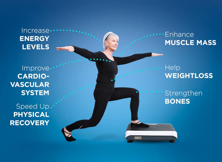 benefits of using vibration machine